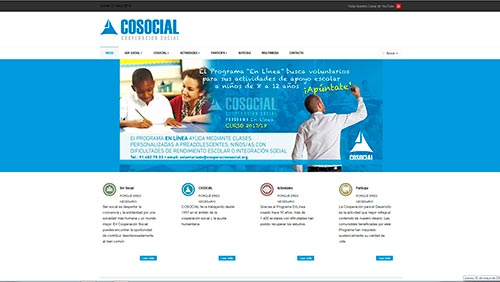 Cooperación-Social-Argos-Multimedia-Web
